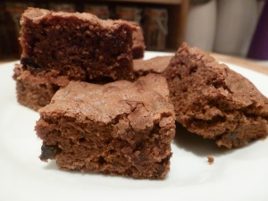 Sarah's brownies